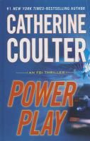 Cover image for Power play. bk. 18 [large print] : FBI thriller series