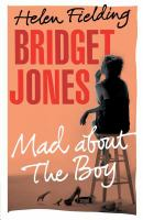 Cover image for Bridget Jones Mad about the boy