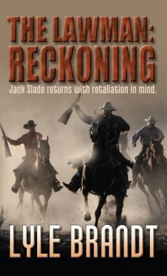 Cover image for Reckoning. bk. 9 [large print] : Lawman series