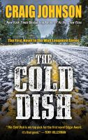 Cover image for The cold dish. bk. 1 Walt Longmire series