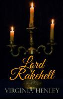 Cover image for Lord Rakehell [large print]