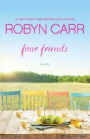 Cover image for Four friends [large print]