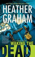 Cover image for Waking the dead. bk. 2 [large print] : Cafferty & Quinn series