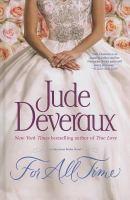 Imagen de portada para For all time. bk. 2 [large print] : Nantucket brides series