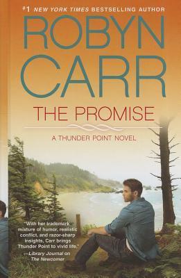 Imagen de portada para The promise. bk. 5 [large print] : Thunder Point series