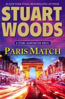 Cover image for Paris Match. bk. 31 [large print] : Stone Barrington series