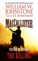 Cover image for The Killing. bk. 2 [large print] : Duff MacCallister, the eagles legacy series