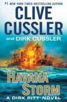 Cover image for Havana storm. bk. 23 [large print] : Dirk Pitt series