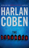 Cover image for The stranger [large print]