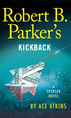 Cover image for Kickback [large print] : Spenser series