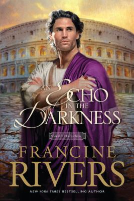 Cover image for An echo in the darkness. bk. 2 [large print] : Mark of the lion series