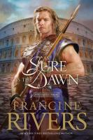 Cover image for As sure as the dawn. bk. 3 [large print] : Mark of the lion series