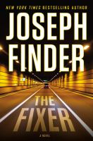 Cover image for The fixer [large print]