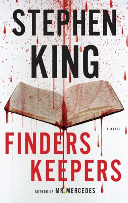 Cover image for Finders keepers. bk. 2 [large print] : Bill Hodges series