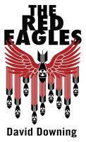Cover image for The red eagles [large print]