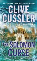 Cover image for The Solomon curse. bk. 7 [large print] : Fargo adventure series