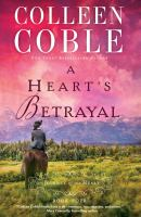 Cover image for A heart's betrayal. bk. 4 [large print] : Journey of the heart series