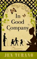Cover image for In good company. bk. 2 [large print] : Class of their own series