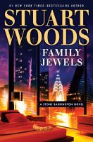 Cover image for Family jewels. bk. 37 [large print] : Stone Barrington series