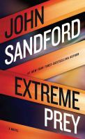 Cover image for Extreme prey. bk. 26 [large print] : Lucas Davenport series