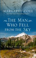 Cover image for The man who fell from the sky. bk. 19 [sound recording CD] : Father John O'Malley mystery series