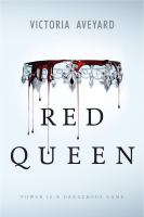 Cover image for Red queen. bk. 1 [large print] : Red queen series