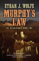 Imagen de portada para Murphy's law. bk. 2 [large print] : Regulator series