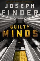 Cover image for Guilty minds. bk. 3 [large print] : Nick Heller series