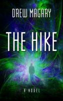 Cover image for The hike [large print]