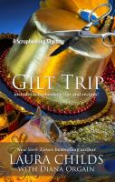 Cover image for Gilt trip. bk. 11 [large print] : Scrapbooking mystery series