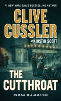 Cover image for The cutthroat. bk. 10 [large print] : Isaac Bell series
