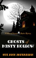 Cover image for Ghosts of Misty Hollow. bk. 6 [large print] : Ghost of Granny Apples mystery series