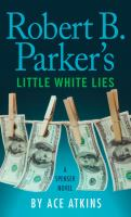 Cover image for Little white lies. bk. 45 [large print] : Spenser series