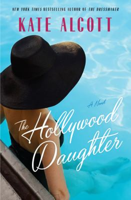 Cover image for The Hollywood daughter [large print]