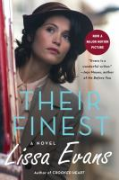 Cover image for Their finest [large print]