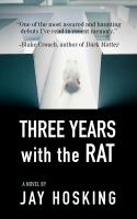 Cover image for Three years with the rat [large print]