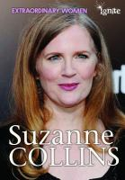 Cover image for Suzanne Collins : Extraordinary women series
