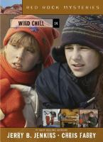 Cover image for Wind chill. bk. 14 : Red Rock mysteries series