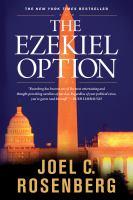 Imagen de portada para The ezekiel option Jon Bennett & Erin McCoy Series, Book 3.