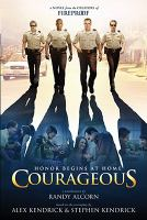 Cover image for Courageous : a novelization