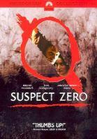 Cover image for Suspect zero