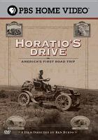 Cover image for Horatio's drive America's first road trip