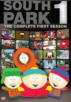 Cover image for South Park. Season 01, Complete