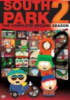 Cover image for South Park. Season 02, Complete