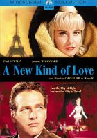 Cover image for A new kind of love