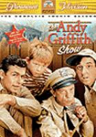 Cover image for The Andy Griffith show. Season 4, Disc 1 - 2