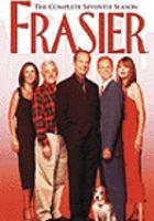 Cover image for Frasier. Season 07, Complete