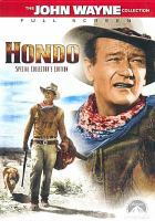 Cover image for Hondo