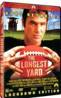 Cover image for The longest yard (Burt Reynolds version)