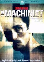 Cover image for The machinist [videorecording DVD]